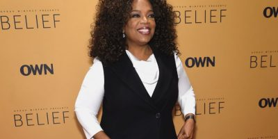 10. Oprah Winfrey (6 por ciento) Foto:Getty Images