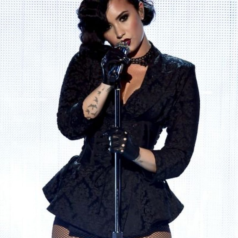 6. Demi Lovato Foto: Getty Images