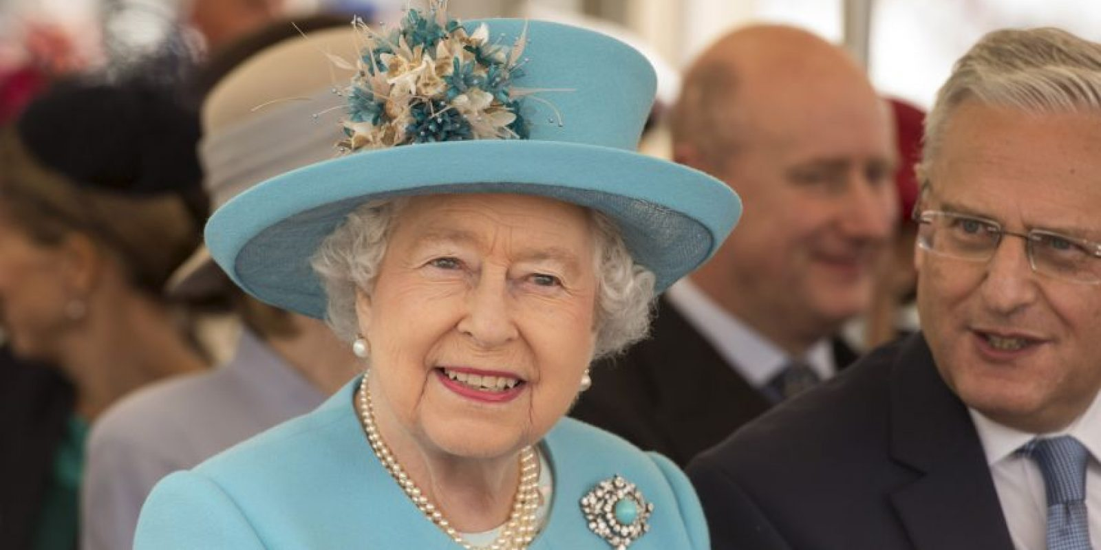 3. Reina Isabel II (18 por ciento) Foto:Getty Images