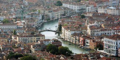 El análisis demostró que las construcciones de las orillas son más susceptibles a desaparecer Foto:Getty Images