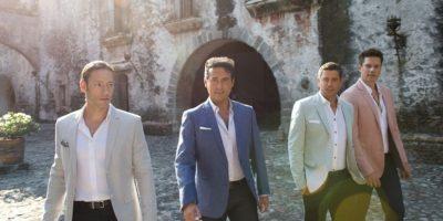 """Il Divo: """"'Amor & Pasión' Es un tributo musical a latinoamérica"""""""