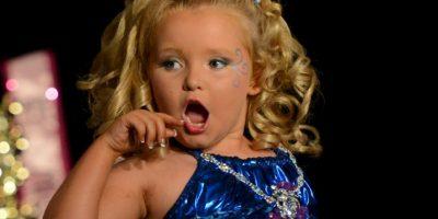 Aunque Honey Boo Boo reapareció luego de una temporada, ya no será una celebridad con algo que la respalde. Foto:vía Getty Images