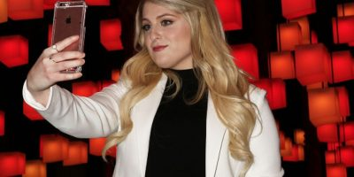 "Después de canciones como ""All About That Bass"", Meghan Trainor no ha sacado nada más. Foto: vía Getty Images"