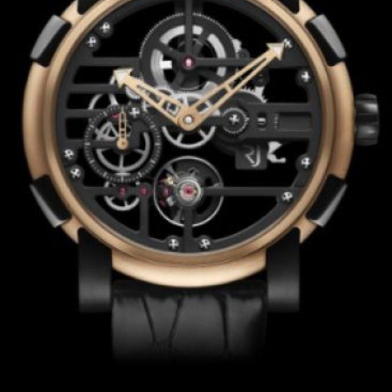 Relojes clásicos de la marca-Aire Foto:romainjerome.ch