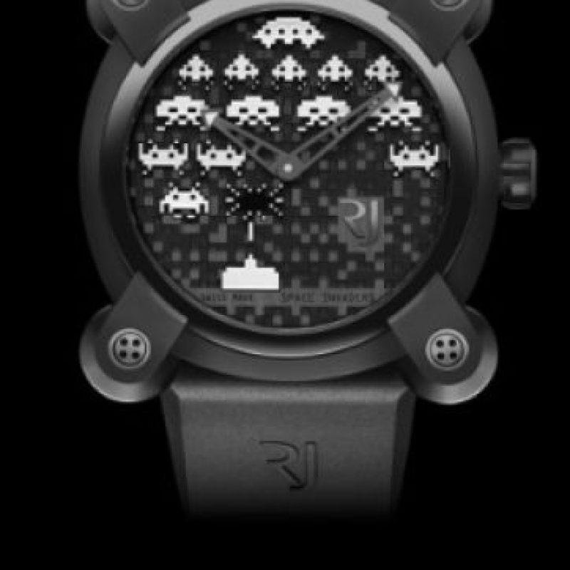 Versión Space Invaders 40 Foto:romainjerome.ch