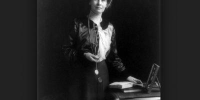 5. Emmeline Pankhurst (16 por ciento) Foto:Wikipedia.org