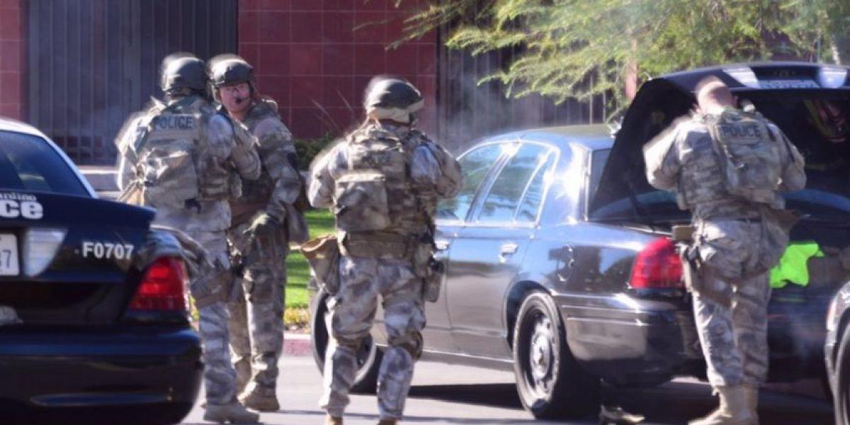 Mueren 2 sospechosos de tiroteo en Estados Unidos que dejó 14 fallecidos