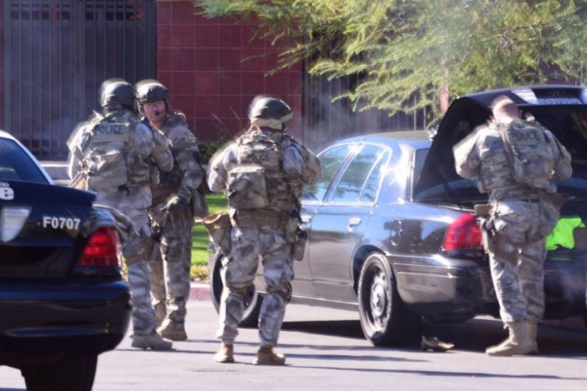 Se reportan múltiples víctimas Foto:AP