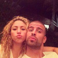 Miren las mejores imágenes que la pareja comparte en las redes sociales Foto:Vía instagram.com/shakira