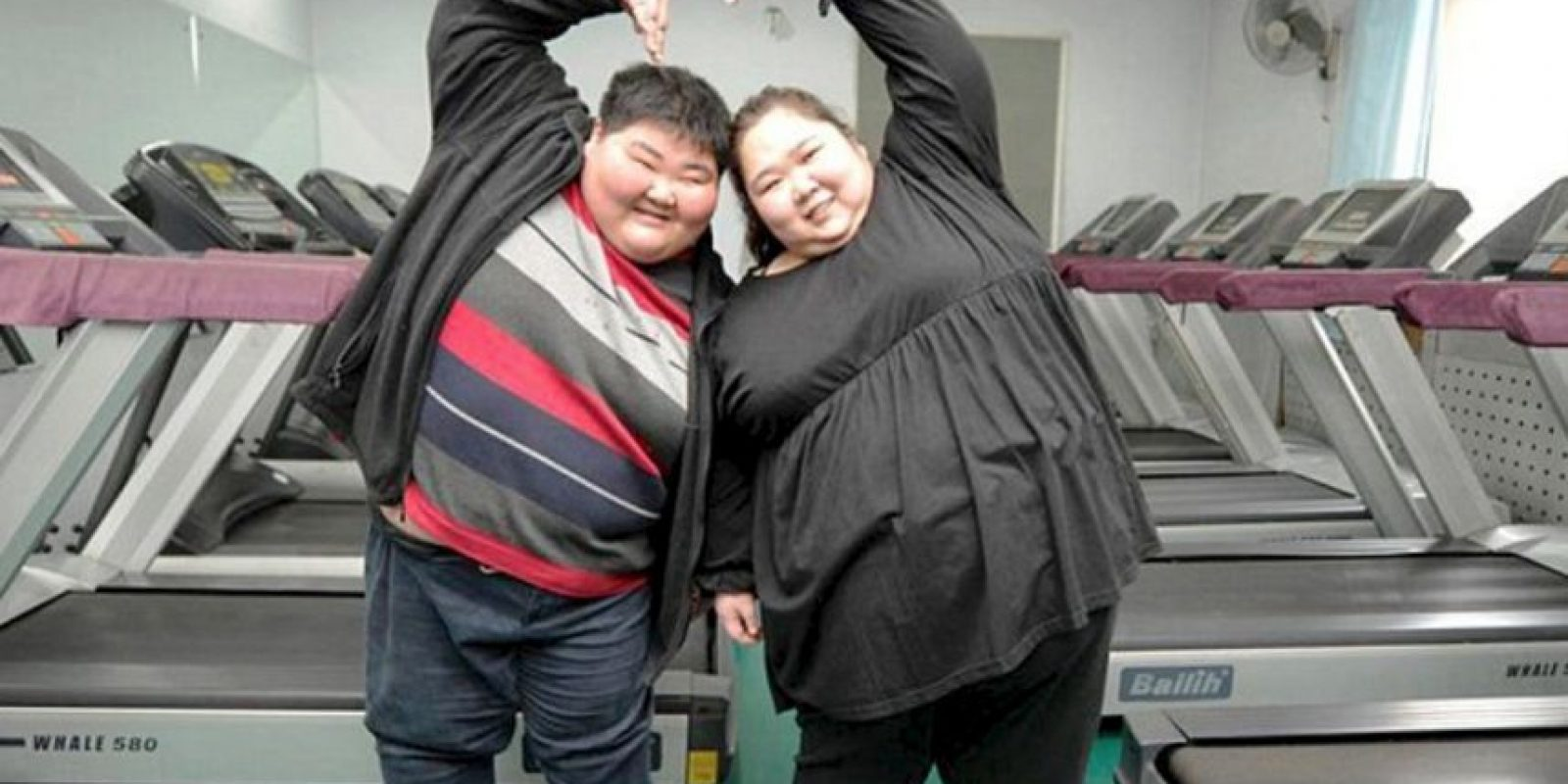 Lin Yue y Deng Yang Foto:Vía Picchina