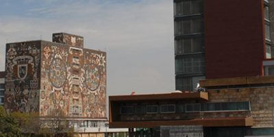 6. Universidad Nacional Autónoma de México Foto:Vía Facebook.com/UNAM
