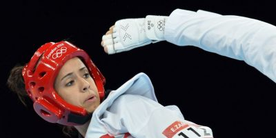 Elizabeth Zamora se perderá los Juegos Olímpicos de Rio 2016