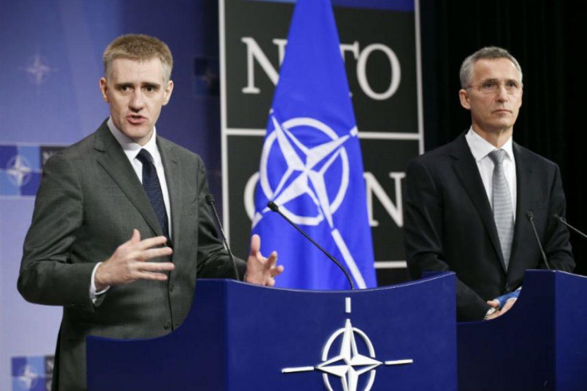Según expertos Montenegro, ve a la Otan como un defensor de su soberanía. Foto:AFP
