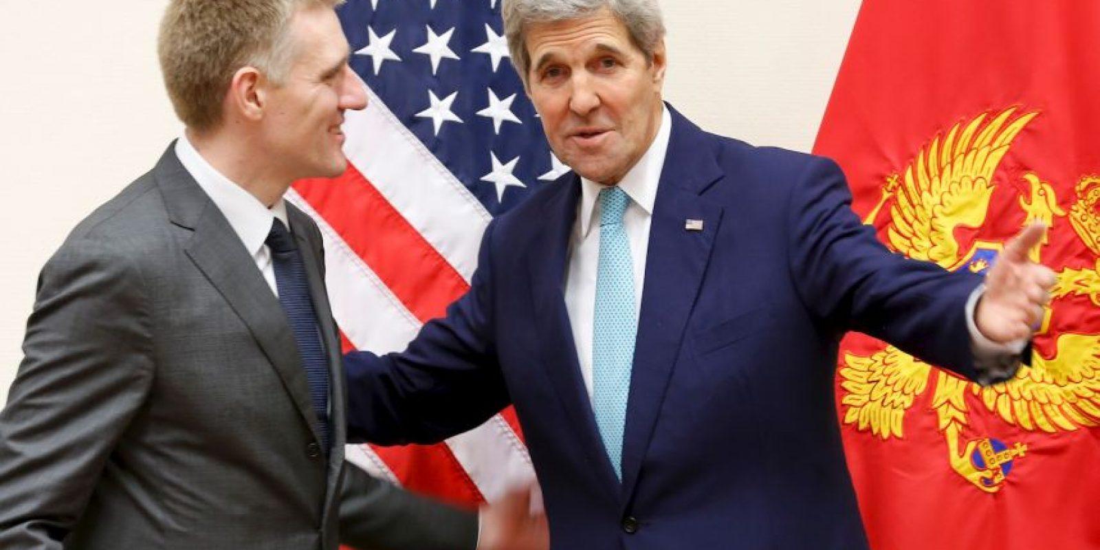 Montenegro se convertirá en el miembro número 29 de la alianza militar que lidera Estados Unidos. Foto:AFP
