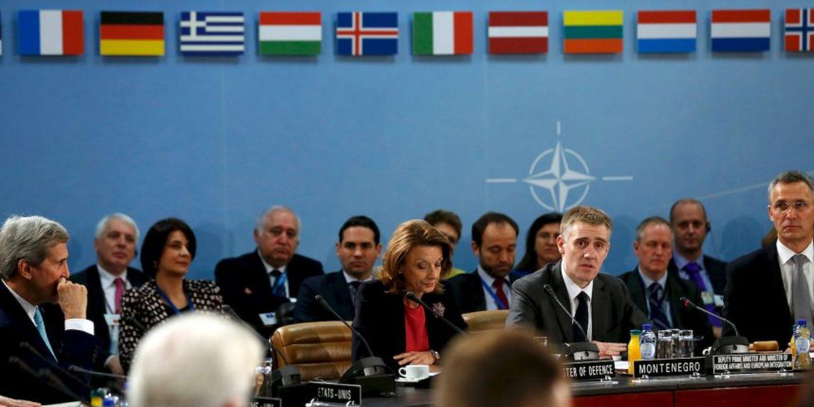 Esto para invitar al país a formar parte de la OTAN. Foto:AFP