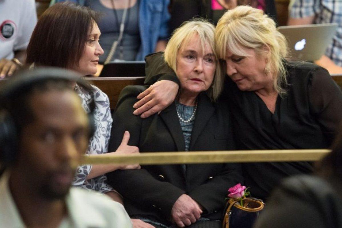 El atleta paralímpico fue hallado como responsable de la muerte de Reeva Steekamp. Foto:AFP
