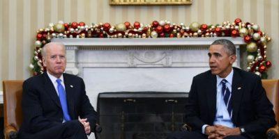 Acompañado del vicepresidente, Joe Biden, señaló que se encontrarán las causas que motivaron al ataque. Foto:AFP
