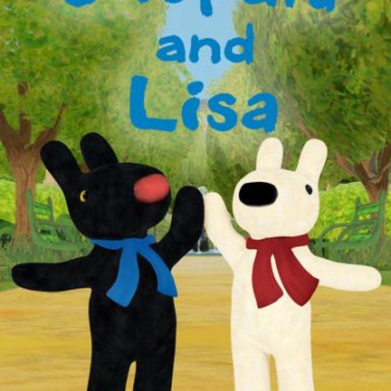 """""""Gaspard and Lisa"""" – Temporada 1. Disponible a partir del 20 de diciembre. Foto:vía Netflix"""