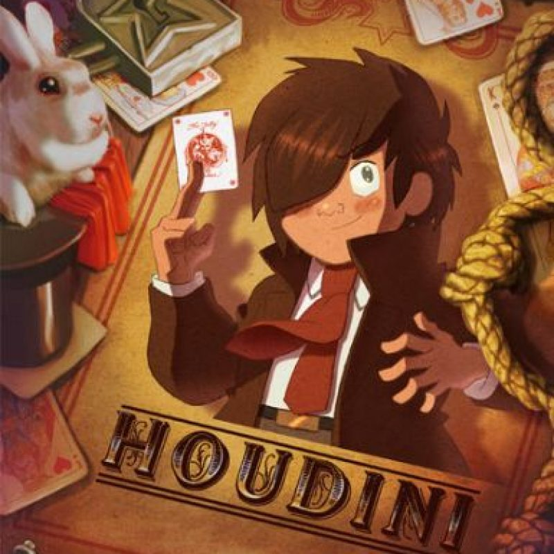 """""""Houdini"""". Ya disponible. Foto:vía Netflix"""