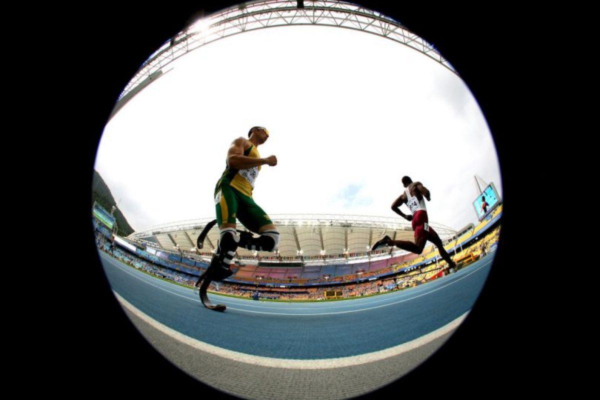 IAAF World Athletics Championships, en 2011 Foto:Getty Images
