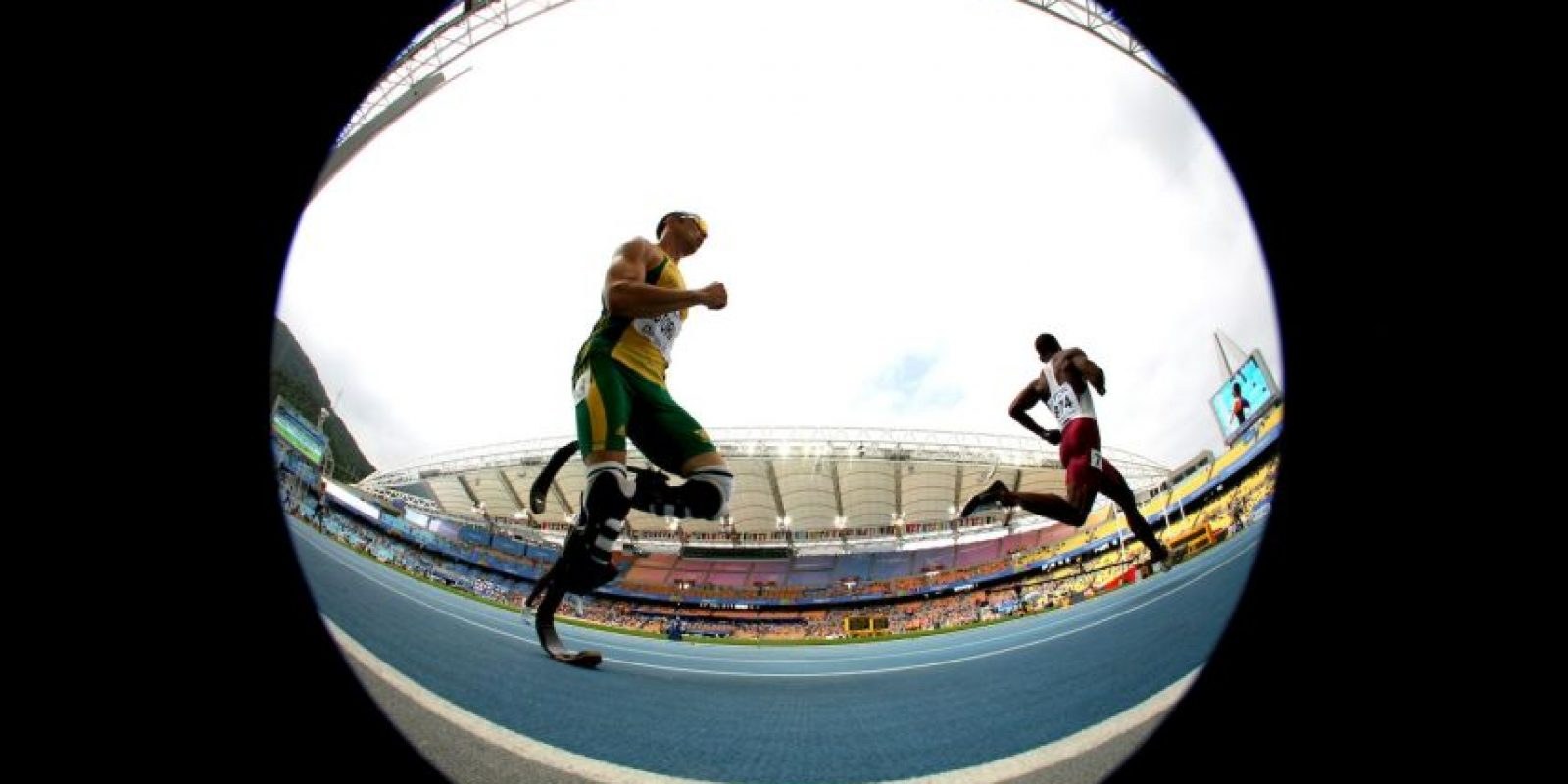 IAAF World Athletics Championships, en 2011 Foto: Getty Images