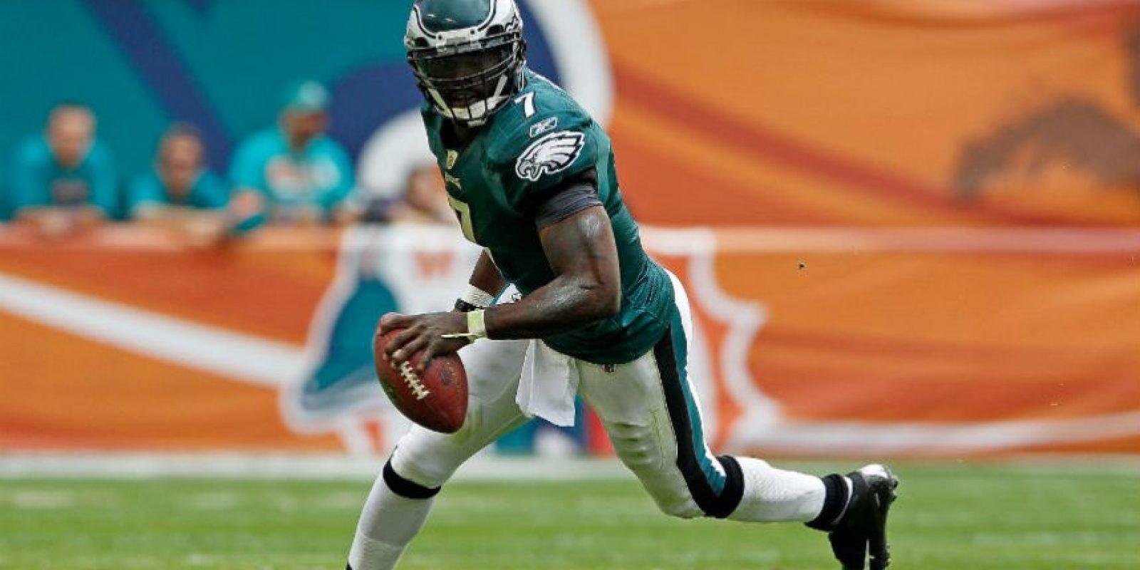 Michael Vick. Jugador de la NFL Foto:Getty Images