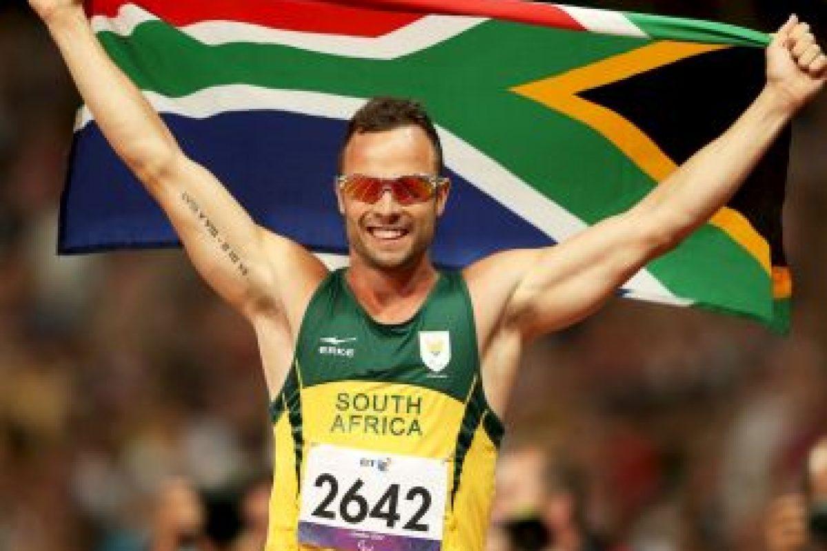 Juegos Paralímpicos de Londres 2012 Foto:Getty Images