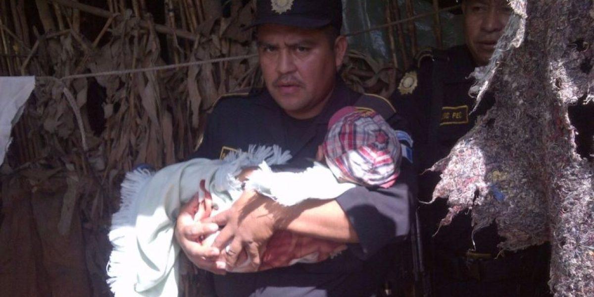 En este lugar ha sido rescatado un niño por desnutrición