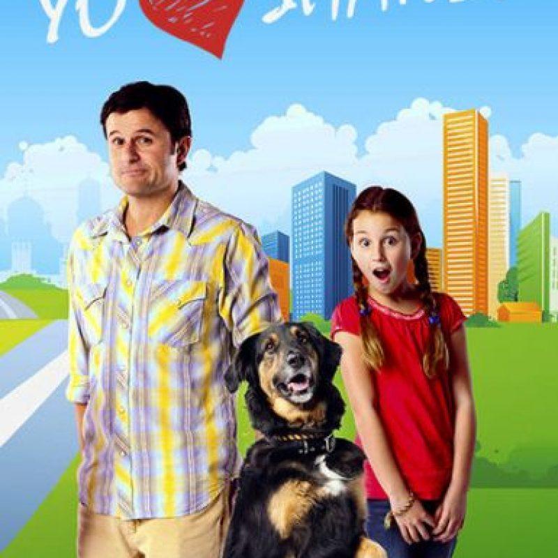 """Yo amo a Sharkey"". Ya disponible. Foto:vía Netflix"