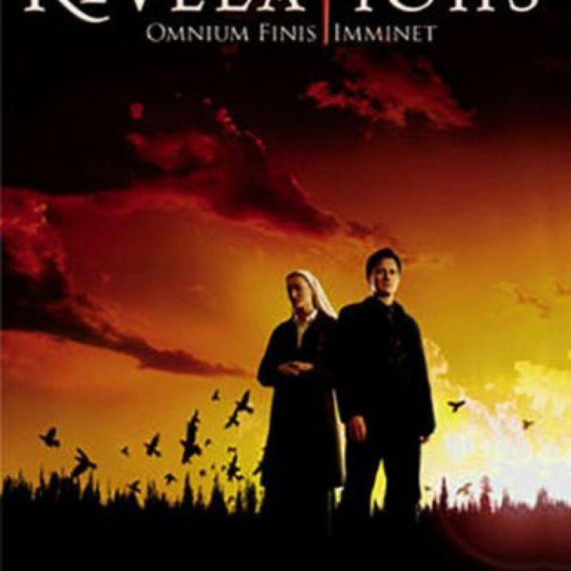 """""""Revelations"""". Ya disponible. Foto:vía Netflix"""
