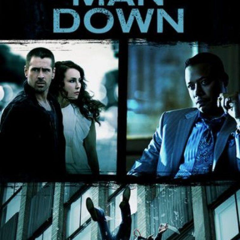 """""""Dead man down"""". Ya disponible. Foto:vía Netflix"""