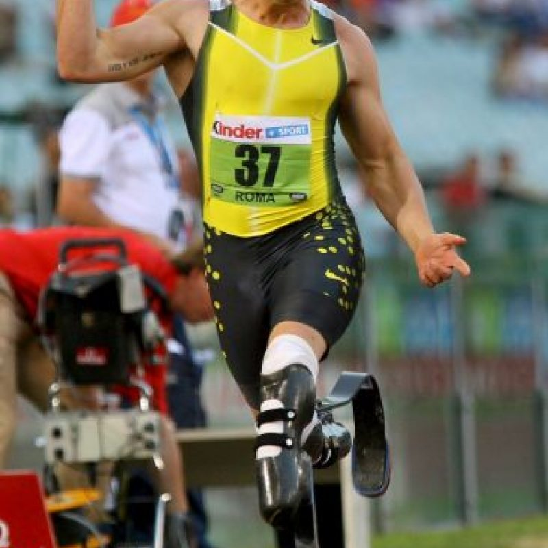 IAAF Golden Gala, en 2007 Foto:Getty Images