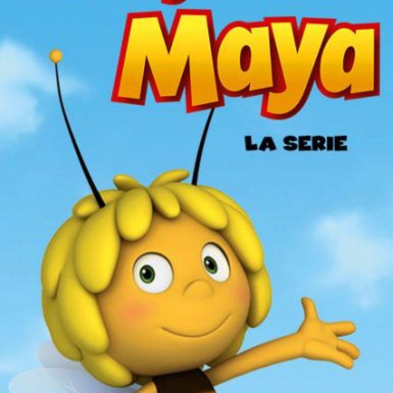 """""""La abeja Maya, la serie"""" – Temporada 1. Disponible a partir del 19 de diciembre. Foto:vía Netflix"""