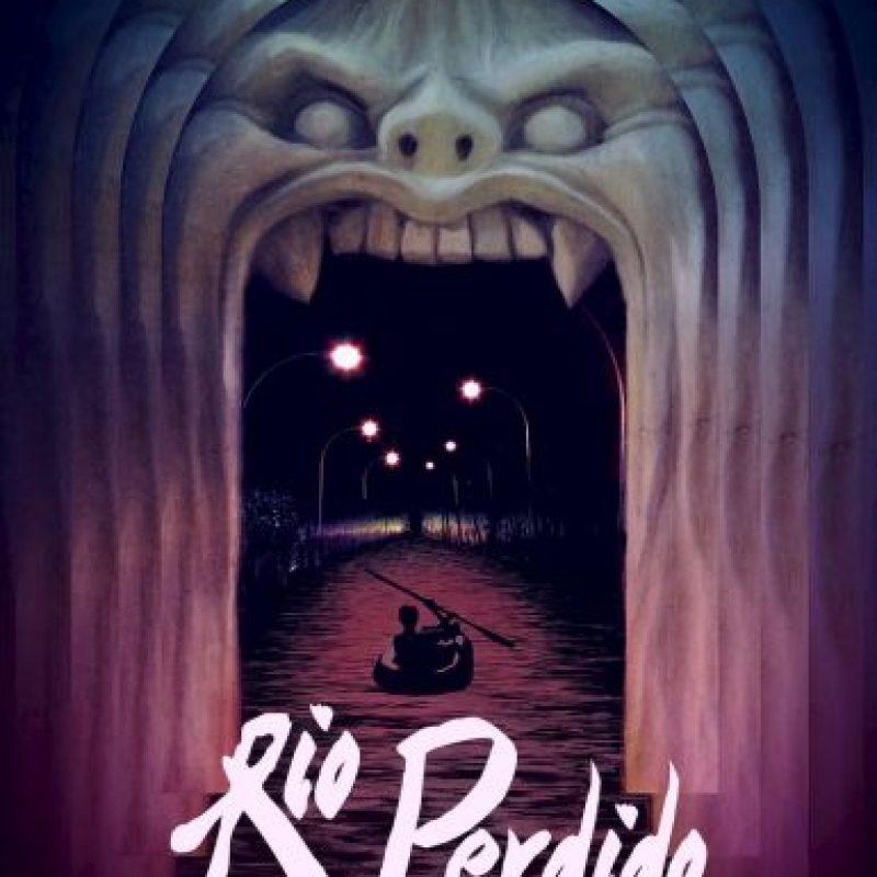 """""""Río perdido"""". Ya disponible. Foto:vía Netflix"""