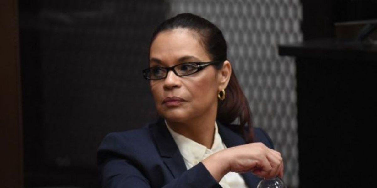 El MP presenta 200 medios de prueba en la acusación formal contra Baldetti