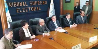 """Diputados electos reciben un nuevo """"no"""" del TSE"""