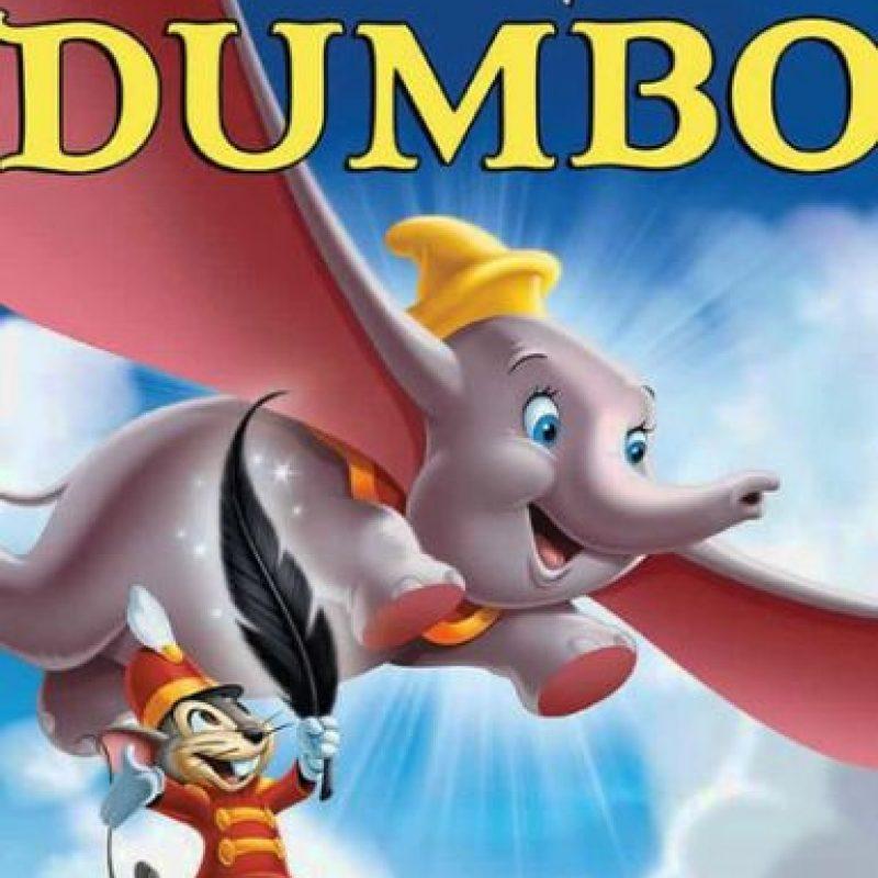 """""""Dumbo"""". Disponible a partir del 9 de diciembre. Foto:vía Netflix"""