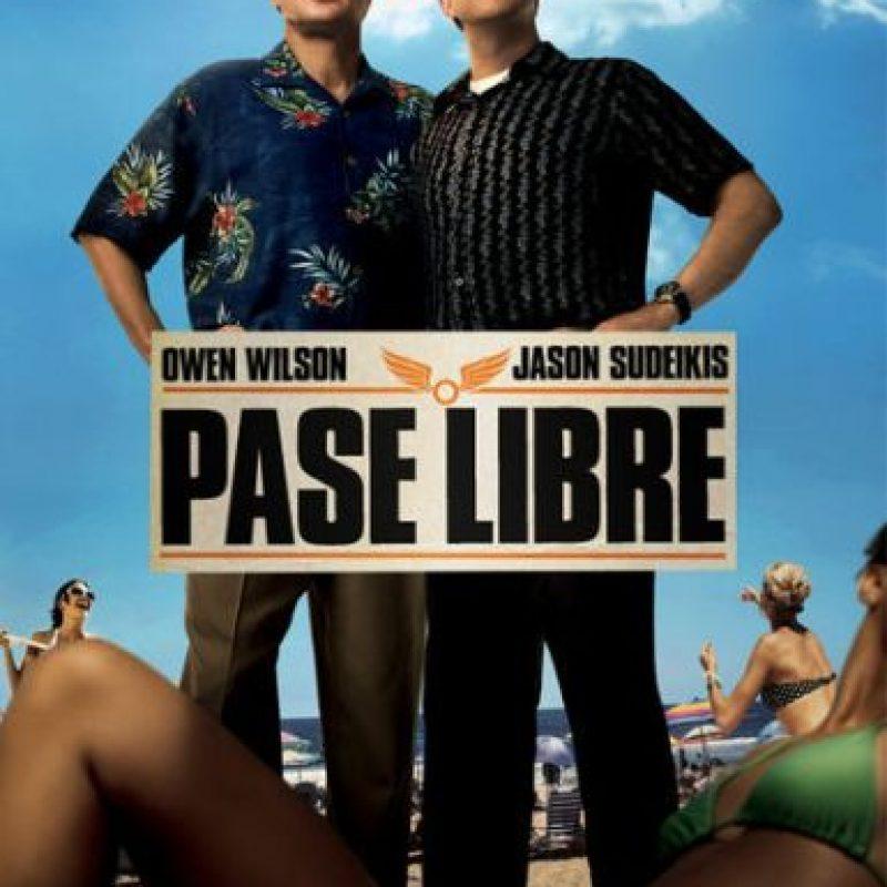 """""""Pase libre"""". Disponible a partir del 25 de diciembre. Foto:vía Netflix"""