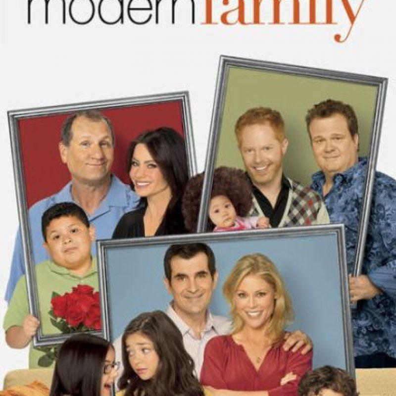 """""""Modern family"""" – Temporada 5. Disponible a partir del 9 de diciembre. Foto:vía Netflix"""