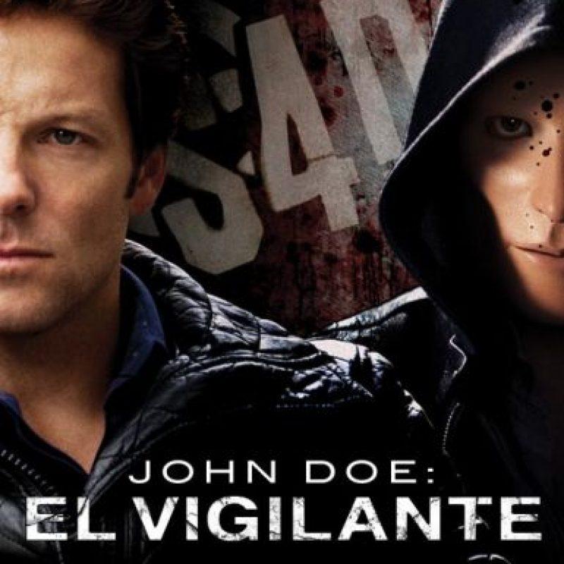 """Jhon Doe: el vigilante""- Disponible a partir del 5 de diciembre. Foto:vía Netflix"
