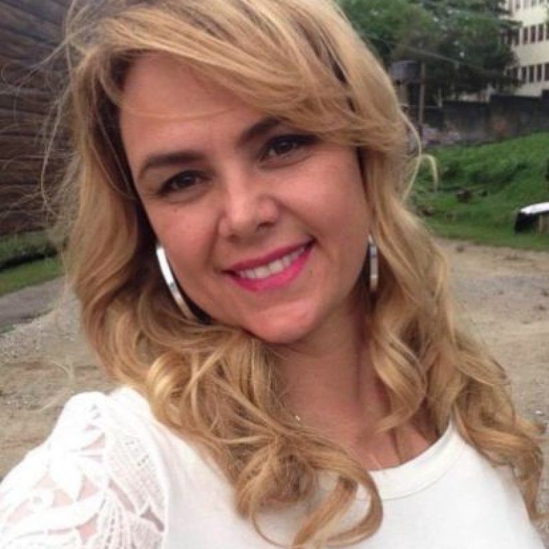 Sigue trabajando como actriz Foto:vía facebook.com/anapaula.almeida