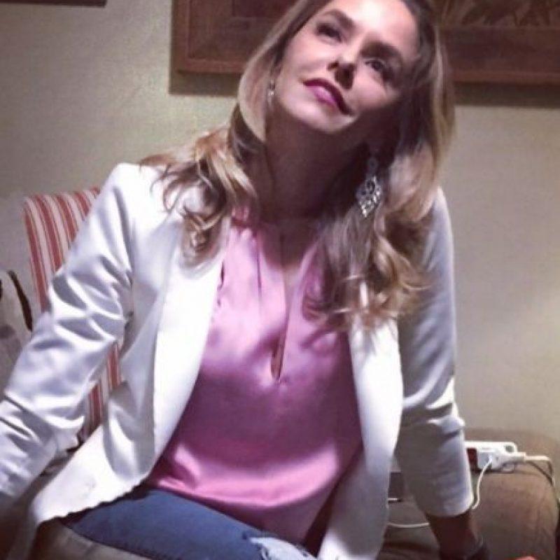 """Ahora tiene 40 años y es una de las estrellas del reality show """"Master Chef"""" Foto:vía instagram.com/biancarinaldiopen"""