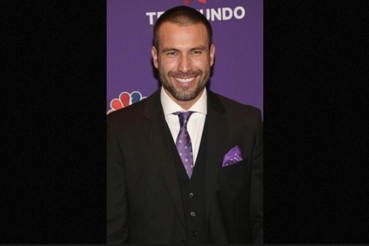 Inició su carrera como cantante en el popular grupo Garibaldi Foto:Getty Images