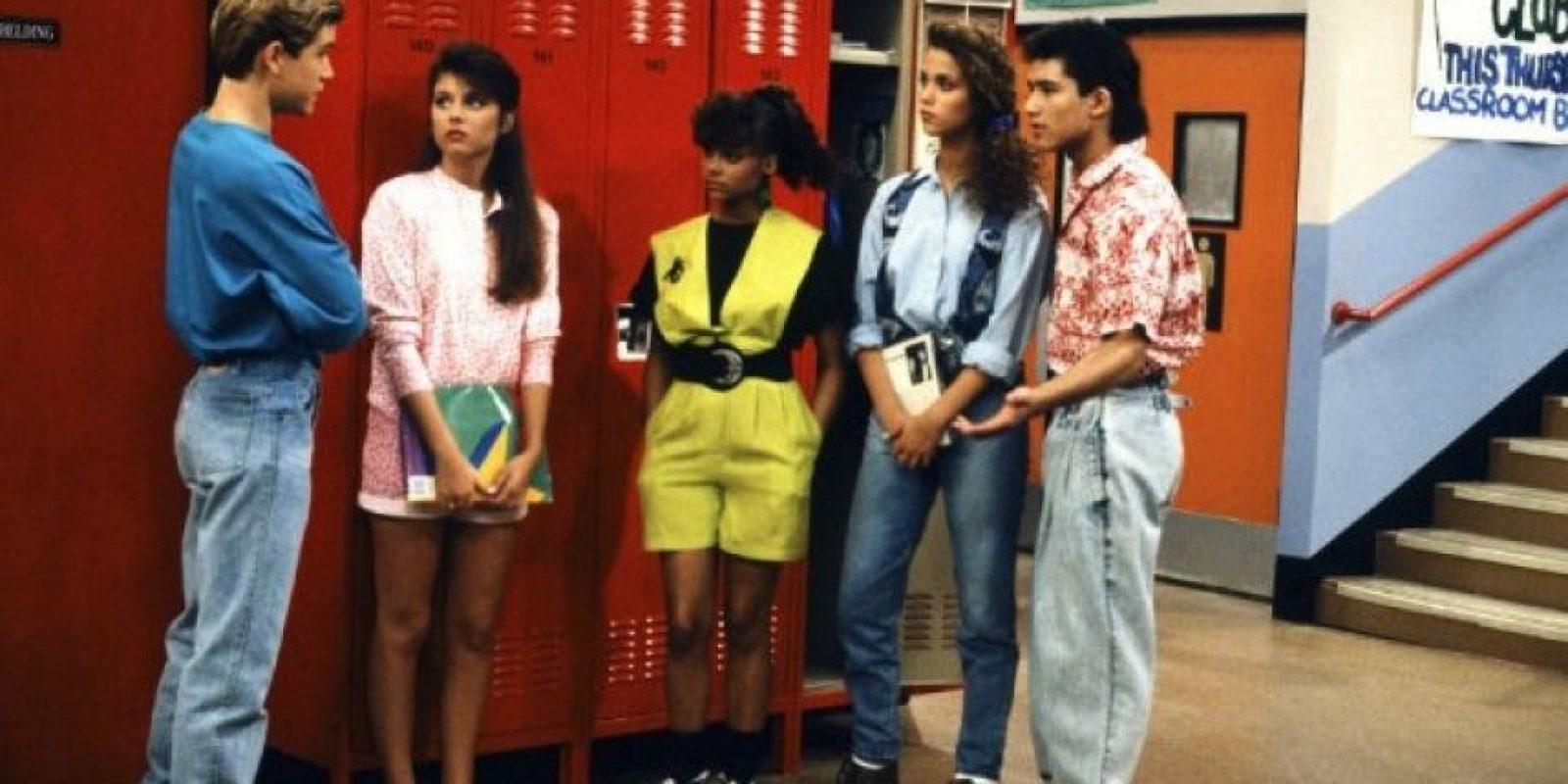 """Su papel fue el de la niña rica """"Lisa Turtle"""". Foto:IMDB"""