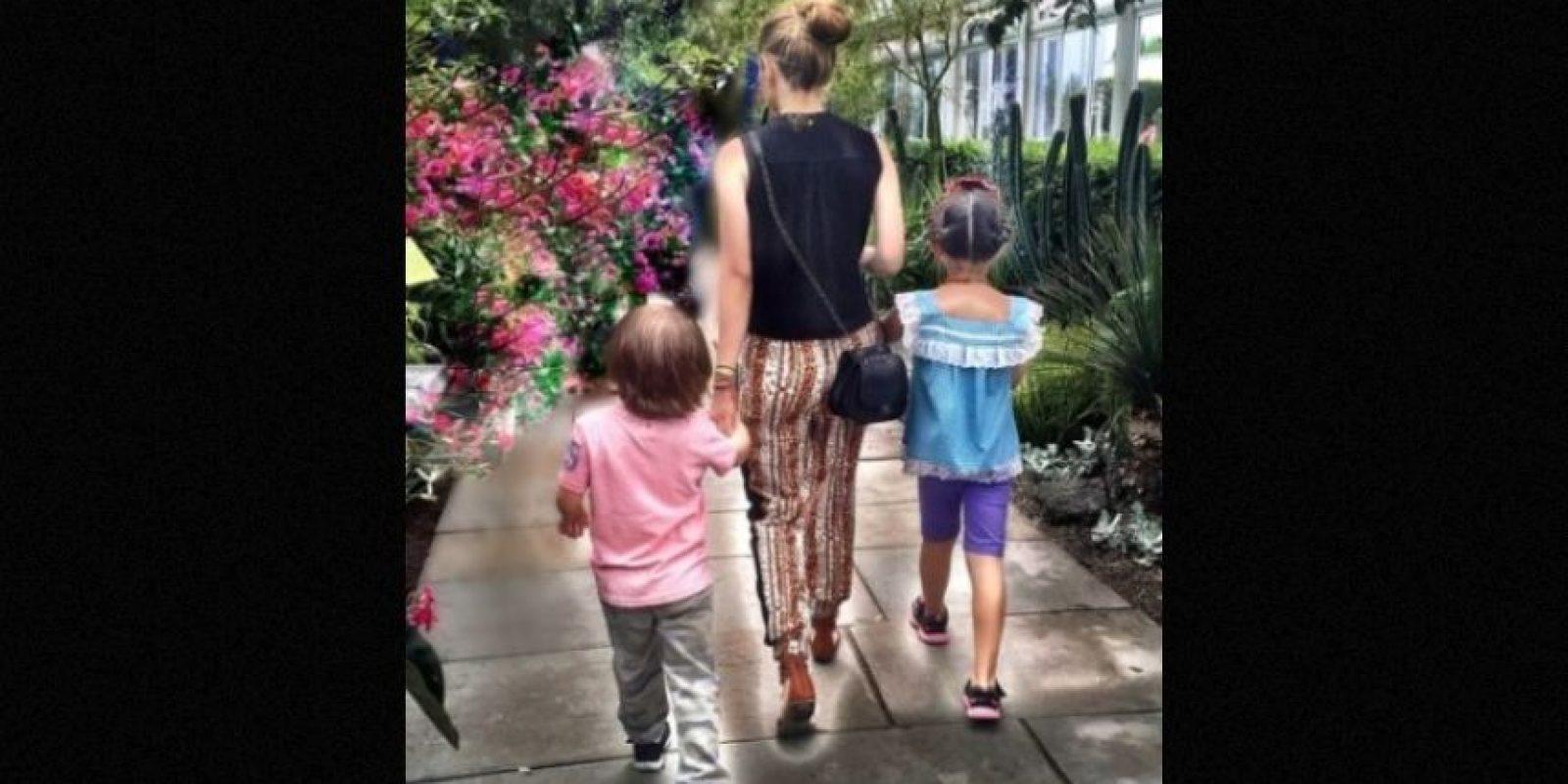 El mayor hobby de Thalía es ser madre Foto:Instagram/thalia