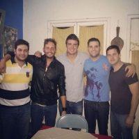 Después de 16 años, así lucen los galanes del grupo venezolano Foto:Instagram/grupouff