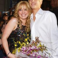 Aaron Carter y Hilary Duff Foto:Agencias