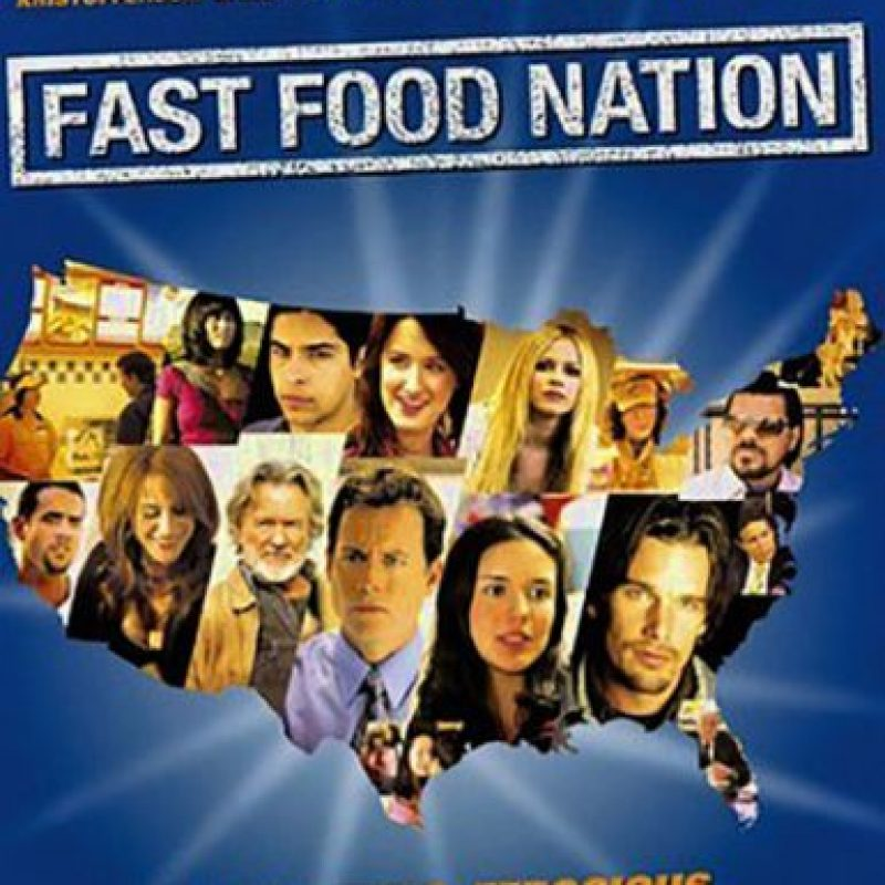 """Fast food nation"". Ya disponible. Foto:vía Netflix"