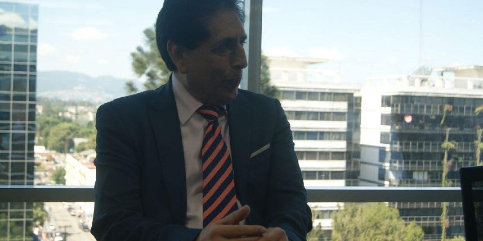 El presidente de la Fedefut se defendió de las acusaciones en el caso FIFA. Foto:Ruslin Herrera