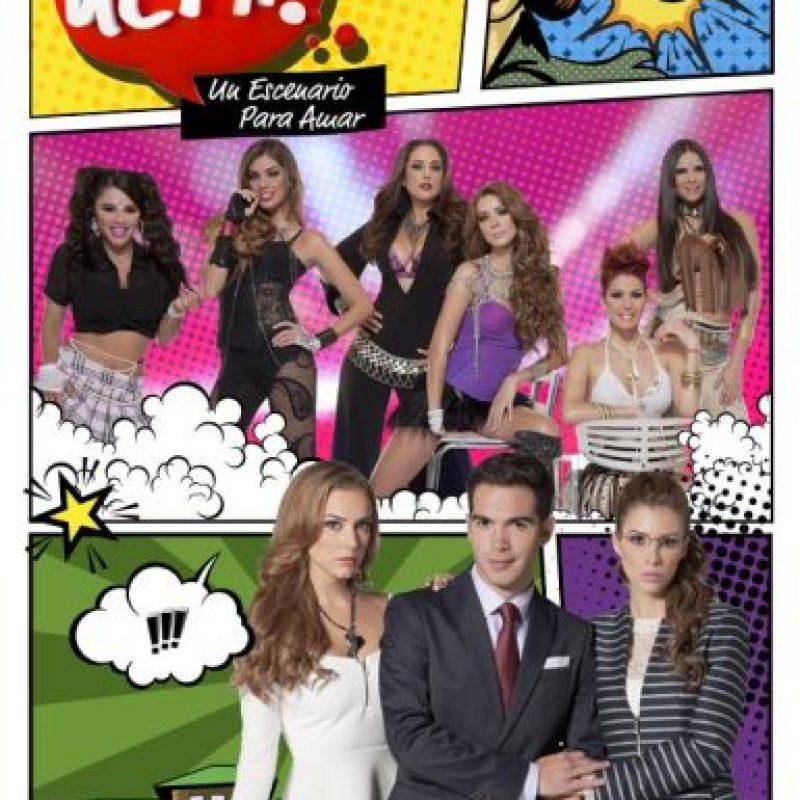 """""""UEPA!"""" – Temporada 1. Disponible a partir del 18 de diciembre. Foto:vía Netflix"""